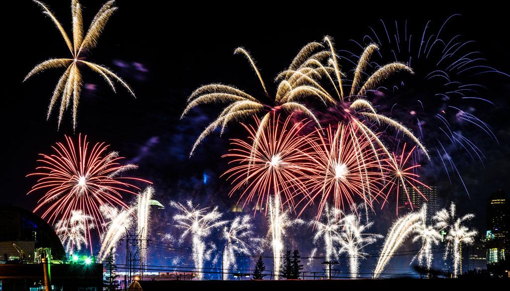 Photo Challenge 2017 Week 11: Long Exposure – Fireworks
